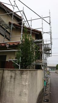 9月20日元階段室外南部分
